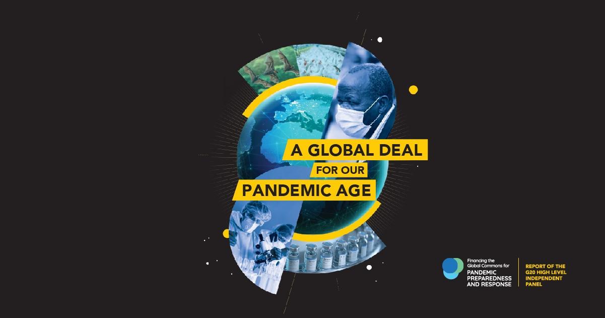 """G20 publica relatório de painel independente que reconhece a """"era das pandemias"""""""