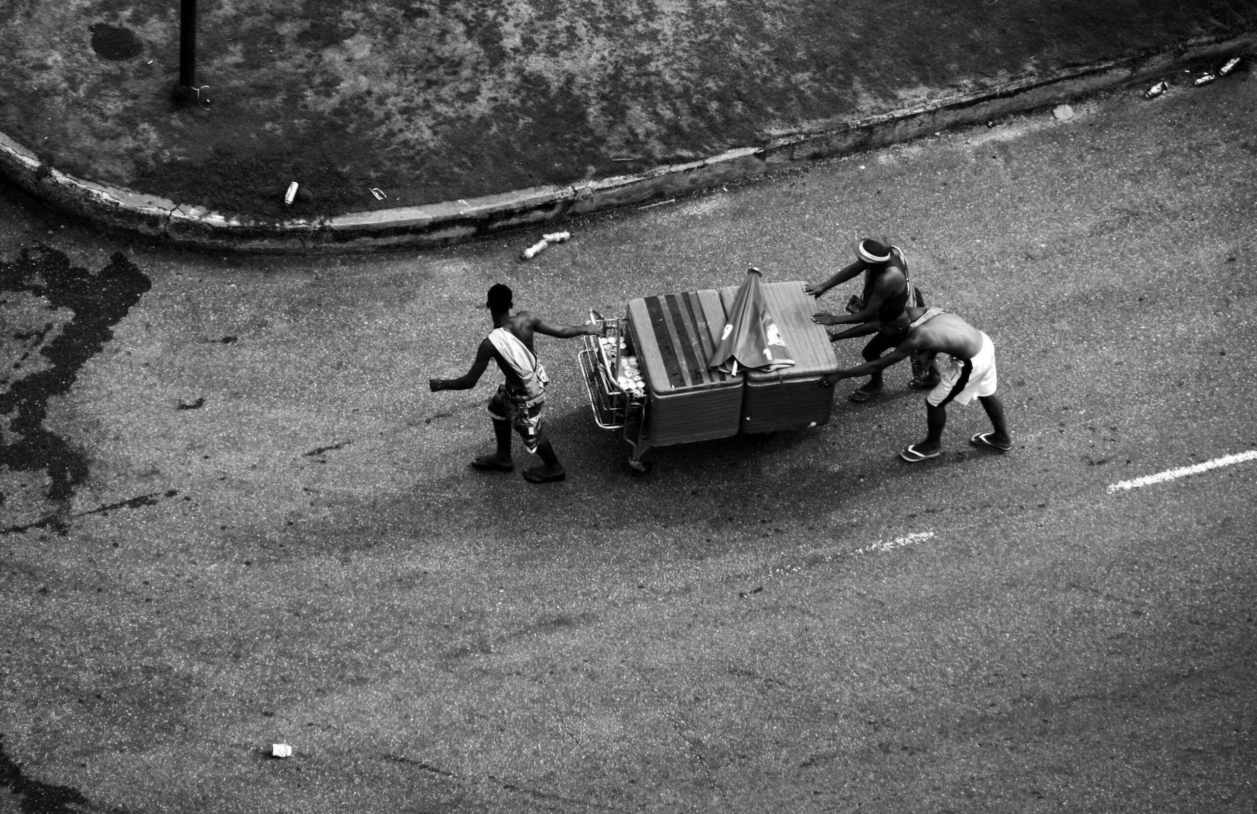 Briefing da OIT sobre Covid-19 e o mundo do trabalho