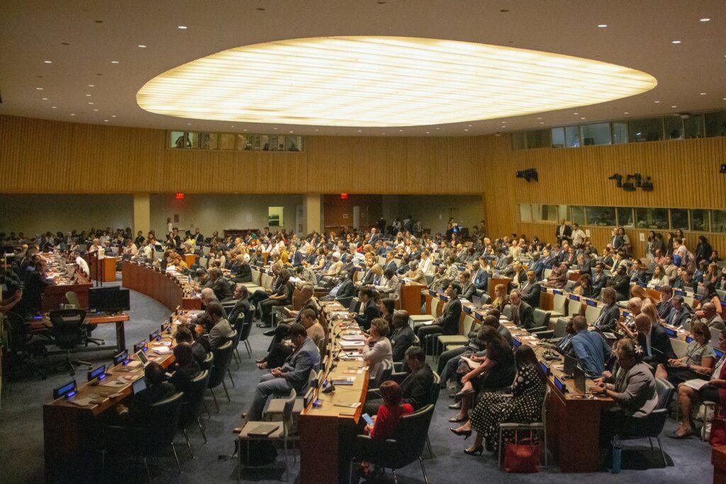Coronavirus Threat Hangs Over U.N. General Assembly