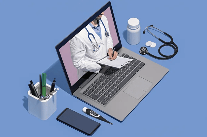 Usando a distância para nos aproximar da saúde: o avanço da telemedicina nos tempos de pandemia.