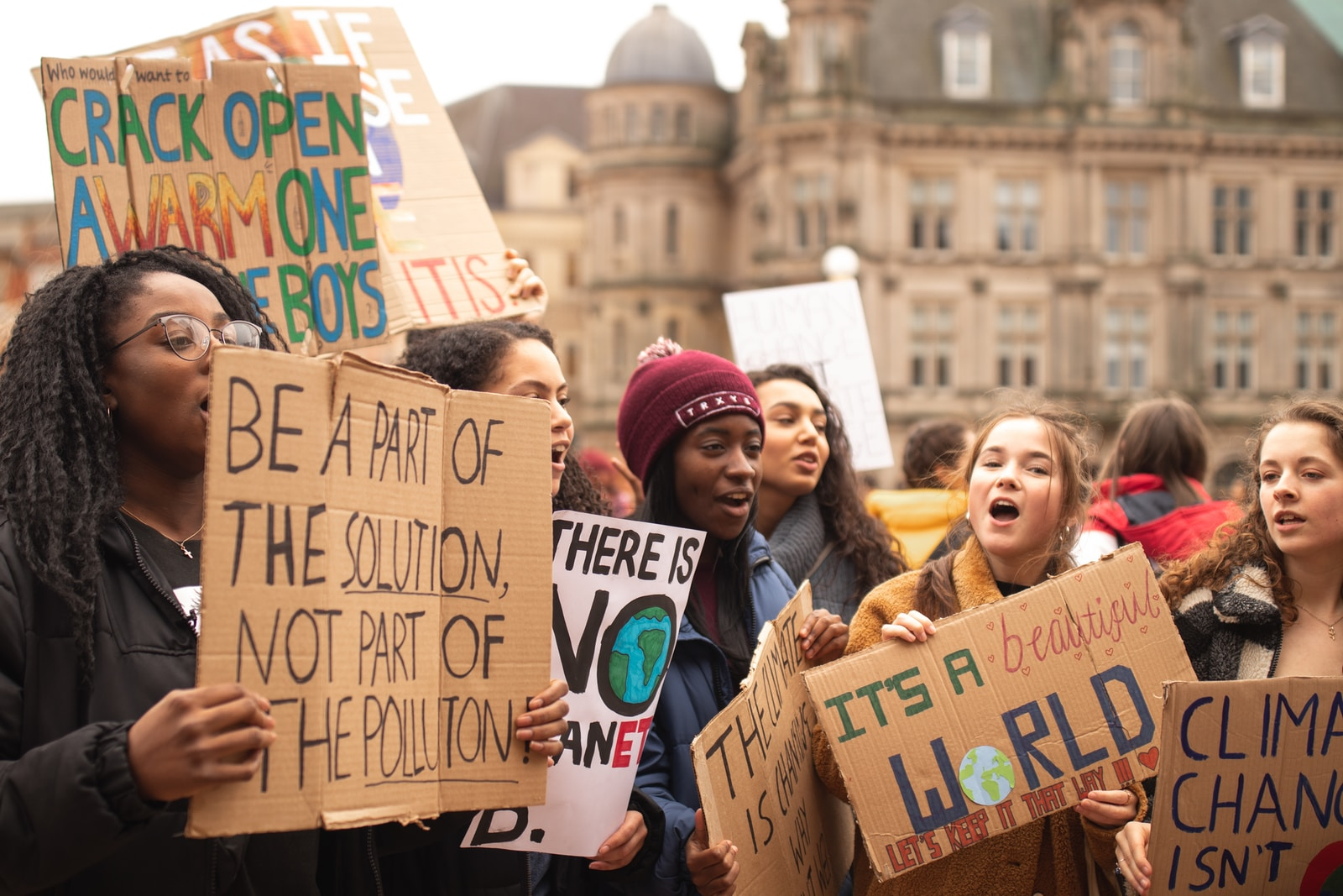 Young People's Voices on Climate Anxiety, Government Betrayal and Moral Injury: A Global Phenomenon